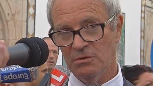 Jean Dufriche, consul de France à Benghazi, en Libye, a été victime d'une tentative d'attentat jeudi.