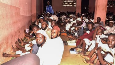 300 jeunes hommes ont été secourus d'une école coranique à Kaduna, dans le nord du Nigeria, le 26 septembre 2019