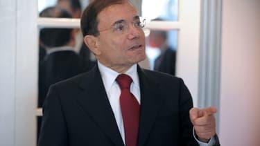 Jean-Charles Naouri, PDG du groupe Casino