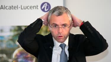"""La CFDT, syndicat majoritaire chez Alcatel-Lucent, estime que la somme, reste """"injustifiée et disproportionnée""""."""