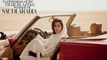 La Une de Vogue n'est pas au goût des militantes des droits de la femmes -