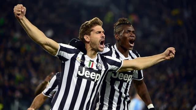 Pogba marque contre Naples