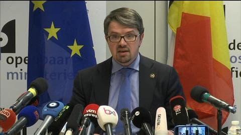 Attentats de Bruxelles: le procureur annonce la découverte d'un testament d'Ibrahim El Bakraoui