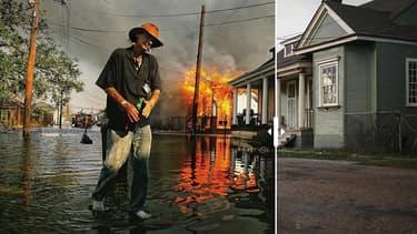 Katrina est la catastrophe naturelle la plus dévastatrice qu'aient connu les Etats-Unis.