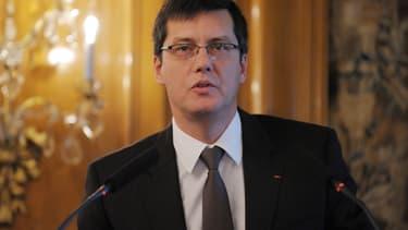 Le PDG de Transgene, Philippe Archinard