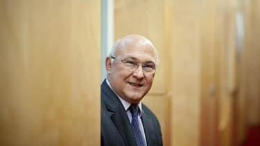 Michel Sapin ne renonce pas à l'inversion de la courbe du chômage
