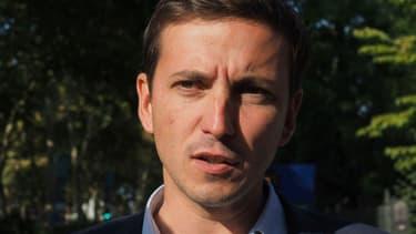 Le député LREM Aurélien Taché (Image d'illustration) -