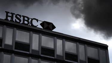 HSBC fait l'objet d'une instruction pour blanchiment d'argent