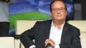 François Hollande en août 2018.