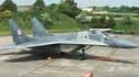 Un avion MiG-29