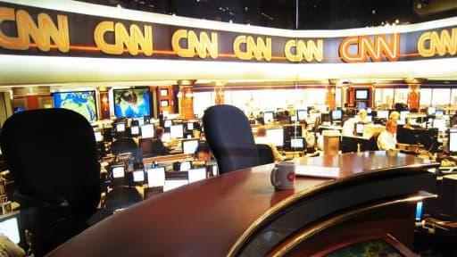 Dans le cas où Rupert Murdoch arriverait à racheter Time Warner, il céderait CNN.