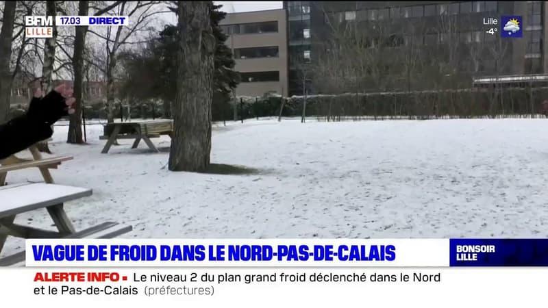 Nord-Pas-de-Calais: une vague de froid attendue dans les prochaines heures