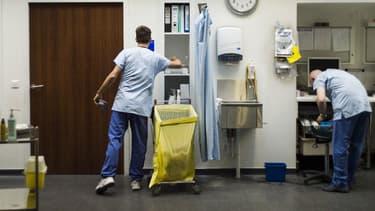 À compter du 1er janvier 2018, la rémunération des médecins, dentistes et pharmaciens intérimaires sera limitée. (image d'illustration)