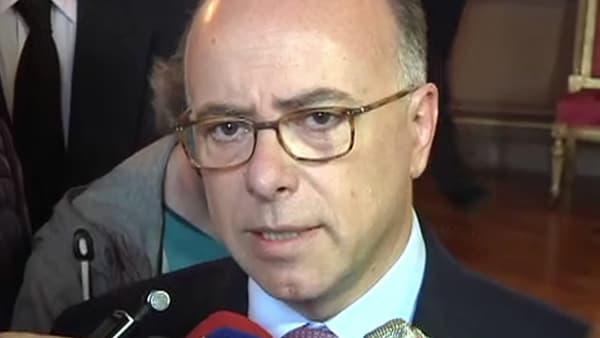 Bernard Cazeneuve s'exprime sur le projet d'attentat déjoué jeudi soir à Argenteuil.