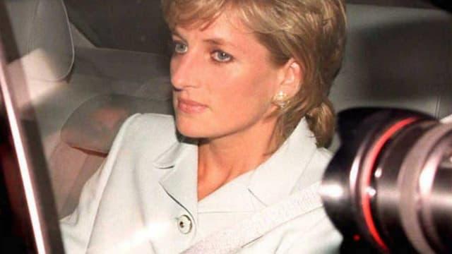 Lady Diana en 1996, au moment de son divorce d'avec le prince Charles