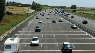 Des autoroutes bientôt limitées à 150 km/h? Une proposition de loi qui a peu de chance d'aboutir.