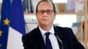 François Hollande à Clichy-sous-Bois mardi 2 septembre.