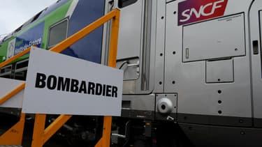Bombardier réclame des commandes publiques pour pérenniser son activité en France.