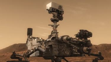 """Curiosity est la première victime du """"shut down"""". Le petit robot qui explore Mars est mis en mode protection et ne collectera aucune donnée jusqu'à ce qu'un accord soit trouvé sur le budget."""