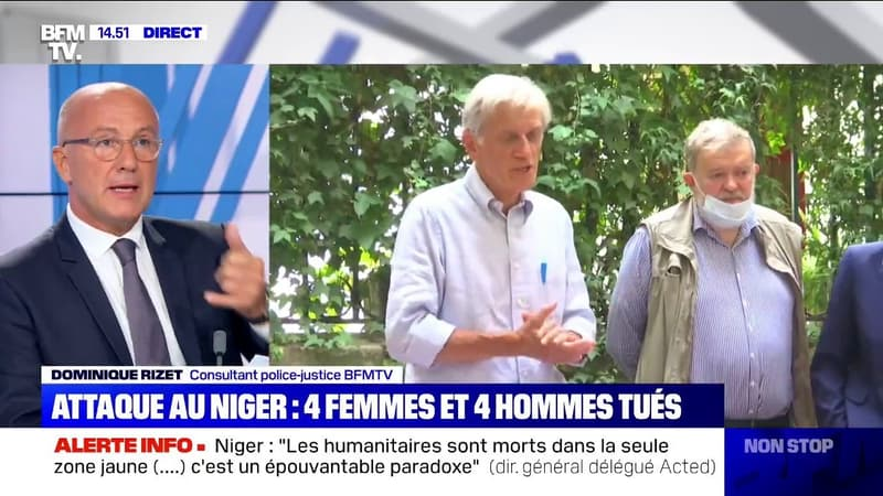 Ce que l'on sait de l'attaque au Niger qui a fait 8 morts