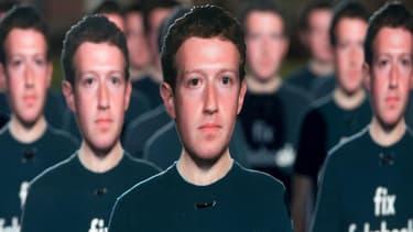 Une entreprise israélienne a mis à profit des milliers de photos Facebook pour concevoir un outil de surveillance.