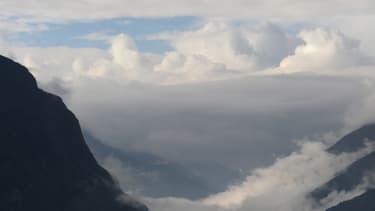 Une région montagneuse du Népal (photo d'illustration)