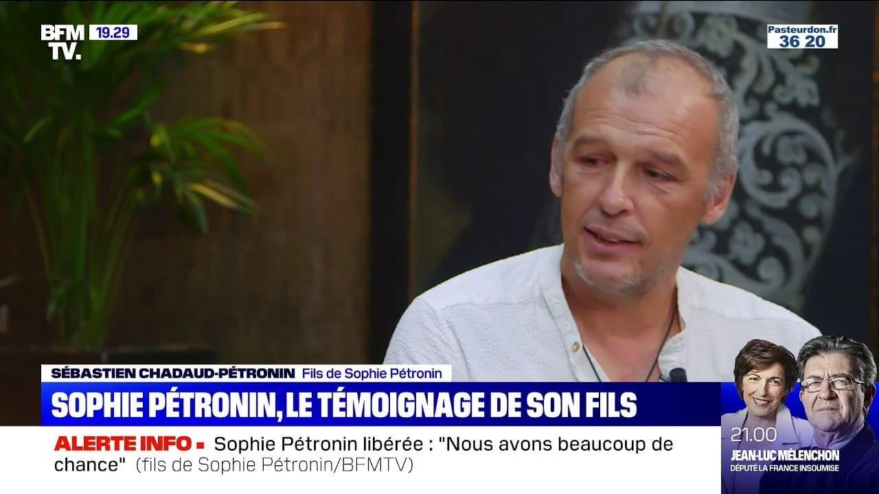 Sebastien Chadaud Petronin La Discussion Entre Sa Mere Et Emmanuel Macron Leur Appartient