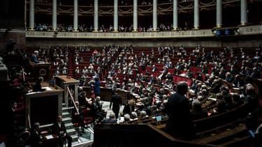 Le Parlement français (PHOTO D'ILLUSTRATION)