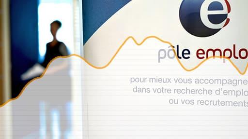 Le chômage en France serait de 11,1% en France depuis le mois de septembre, selon l'OCDE.