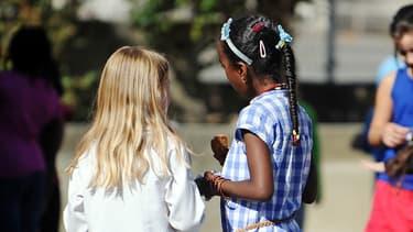 Un centre d'animation de Reims a provoqué un tollé en invitant les petites filles à ne pas venir en jupe (photo d'illustration).