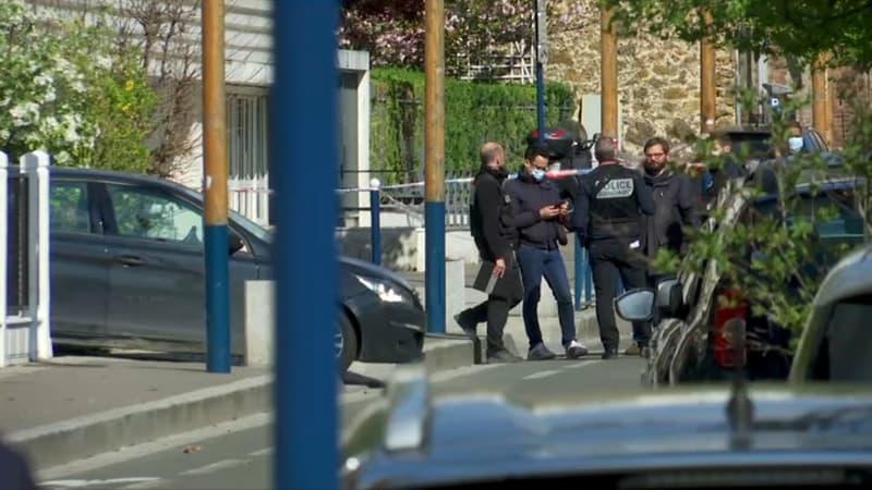 Fillette blessée par balles à Pantin: une vidéo montre la fuite du tireur présumé