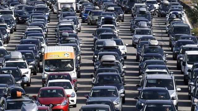 La fin des embouteillages sur la routes des vacances, ce n'est pas pour tout de suite;