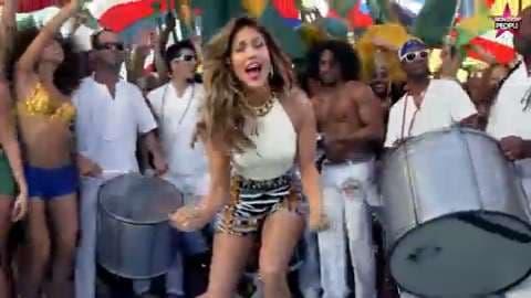 Jennifer Lopez finalement présente au Mondial 2014
