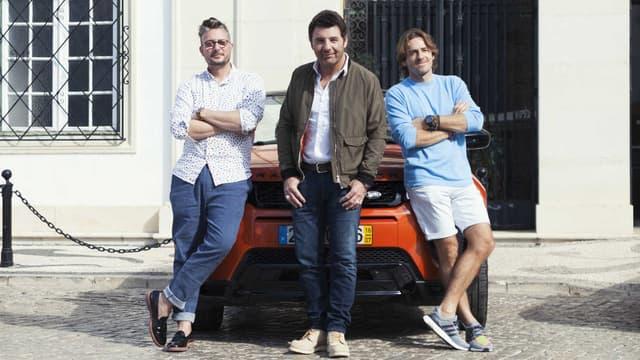 Rendez-vous les 12 et 19 avril pour deux soirées inédites Top Gear France saison 3 sur RMC Découverte.