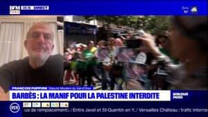 """François Pupponi, député Modem du Val-d'Oise estime que l'interdiction de la manifestation pro-Palestine """"est logique"""""""