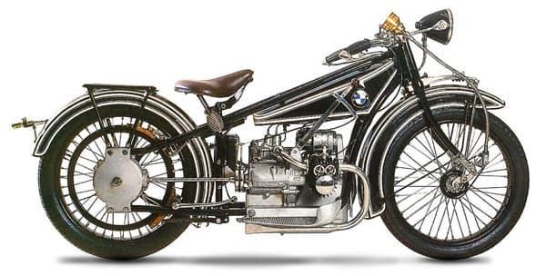 La BMW R32 de 1923