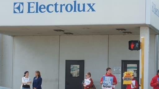 Le site de Revin fait les frais de la stratégie d'Electrolux qui cherche àn réduire ses coûts