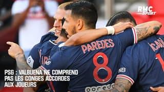 PSG : Valbuena ne comprend pas les congés accordés aux joueurs