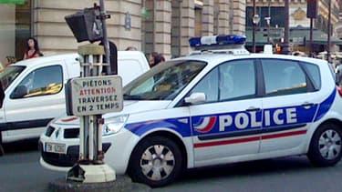 La présence policière a été renforcée à Paris, dans certains quartier, après plusieurs agressions homophobes.