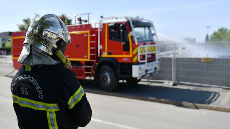 Lille: un violent incendie dans un immeuble, neuf personnes sauvées par les pompiers