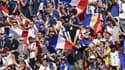 Les supporters des Bleus prêts pour la suite du Mondial