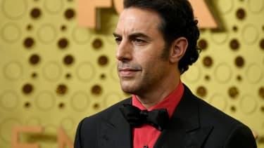 Sacha Baron Cohen en septembre 2019