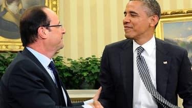 Il était déjà question de scooter lors de la première rencontre entre Obama et Hollande ans le Bureau ovale.