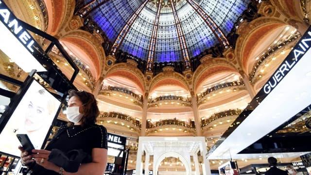 La consommation des ménages français n'est qu'à 3 points de pourcentage de son niveau normal