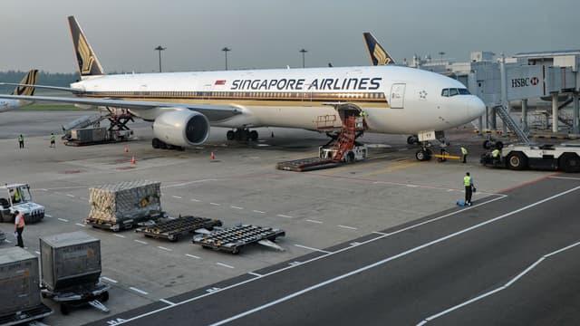 Singapore Airlines a commandé un total de 39 avions
