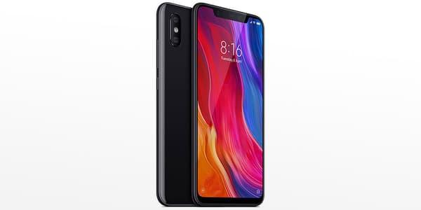 Le Xiaomi Mi 8