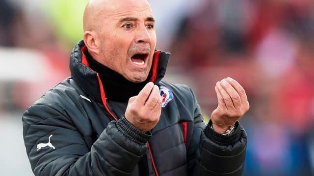Sampaoli, ancien sélectionneur du Chili, avait prévu l'élimination de la Roja à la Coupe du monde.