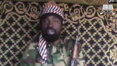 Abubakar Shekau, chef de Boko Haram, dans une vidéo du 12 décembre 2013.