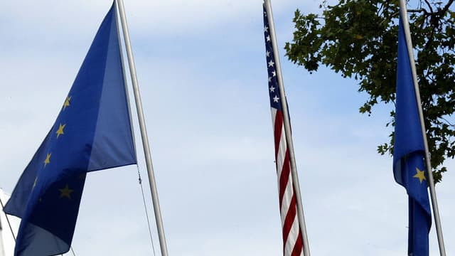 Les responsables au Commerce européen et américain sont réunis à Bruxelles.