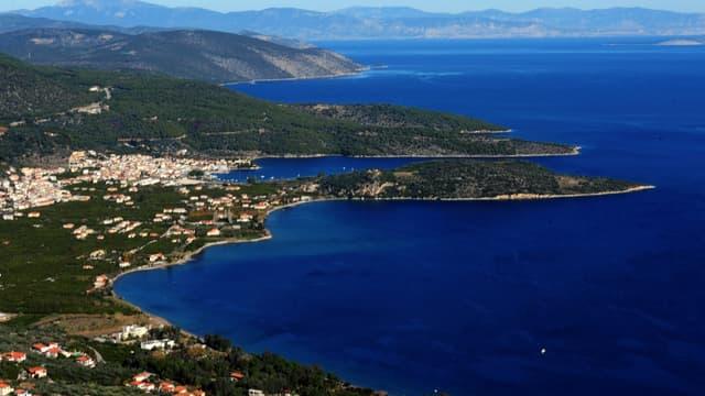 La Grèce fait partie des destinations les plus prisées par les vacanciers britanniques.